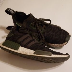 Adidas la marque aux 3 green mens 8
